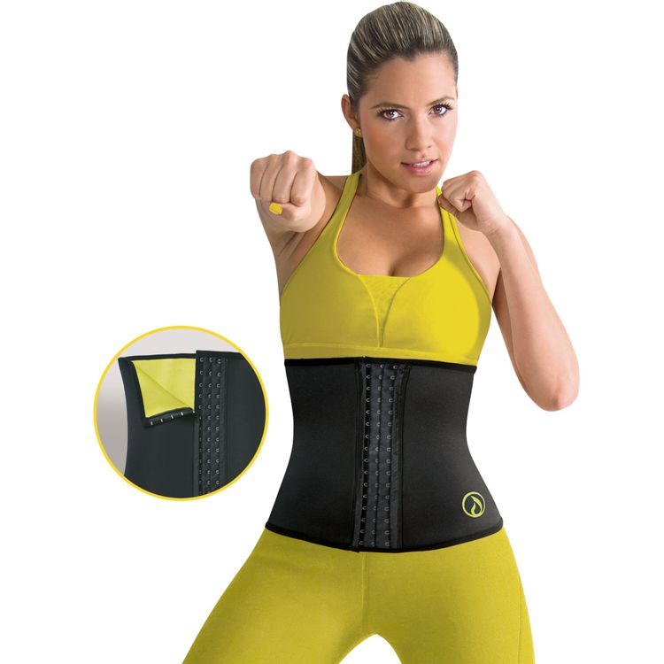 Cinturilla-con-broches-para-Dama-termico-reductora-Thermo-Shapers