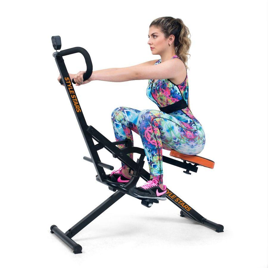 Maquinas de ejercicios para abdominales