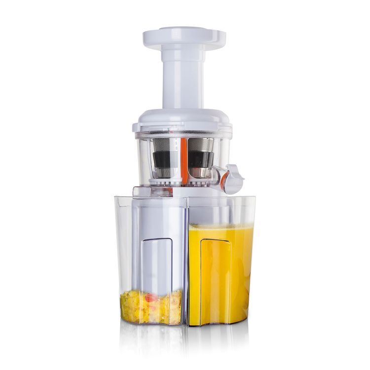 Extractor-de-jugos-Low-Speed-Juicer-–-Sistema-de-extraccion-semillas-blanco-Chef-Master