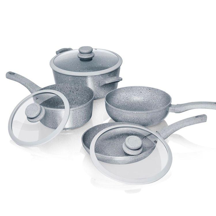 Bateria-7-Piezas-en-Marmol---Juego-de-ollas-Induccion-Chef-Master