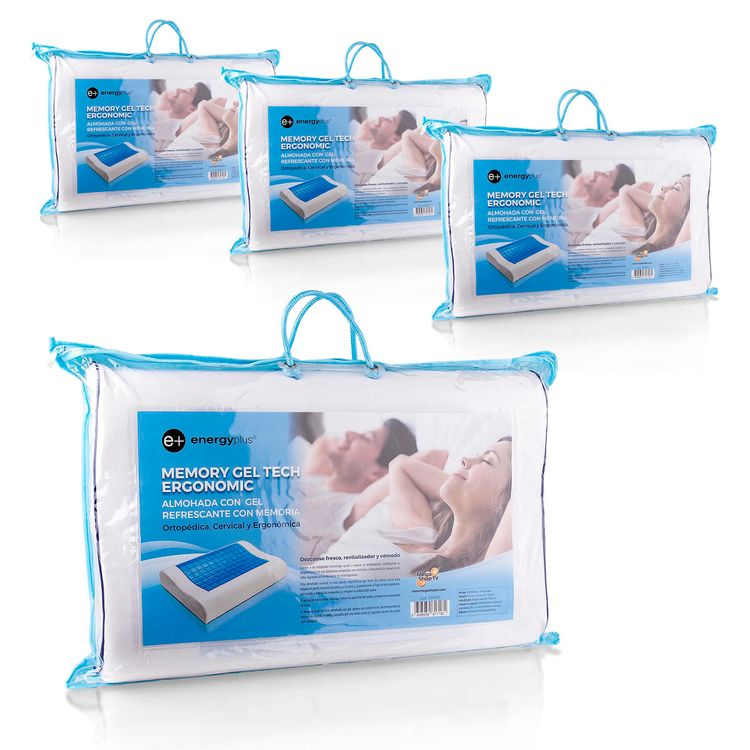 Combo-4-Almohadas-con-gel-refrescante-ortopedica-memoria-Energy-Plus-1