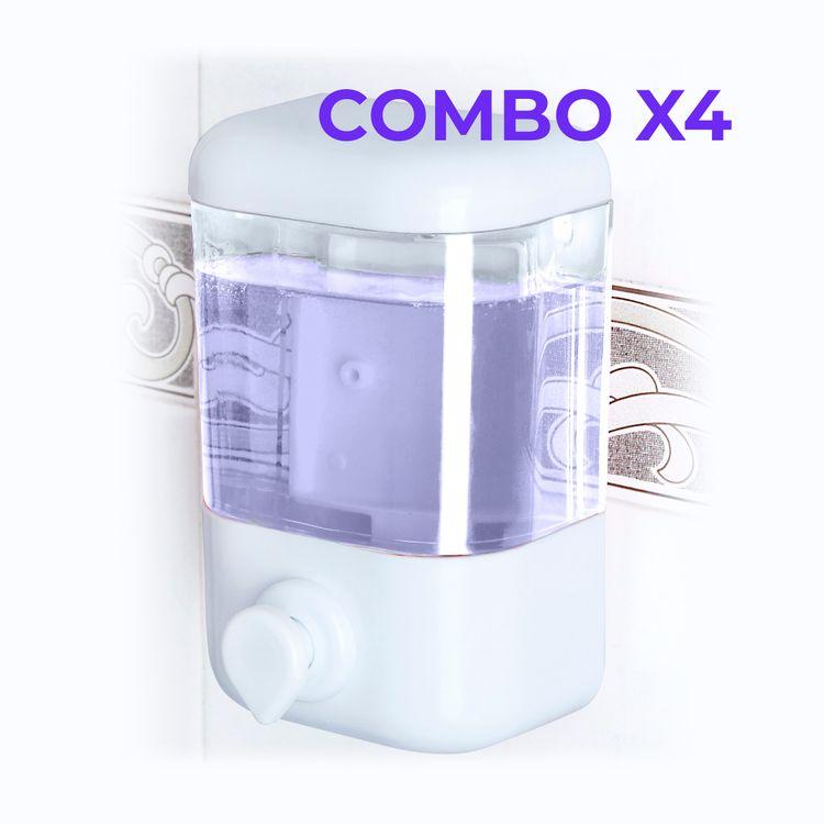 Combo-x-4-Dosificador-de-Gel-o-Jabo´n-500cc-Energy-Plus-1