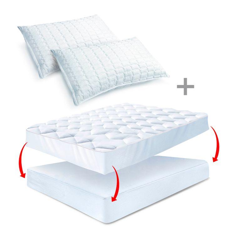 combo-protector-colchon-topper-semidoble--2-almohadas-fibra-1