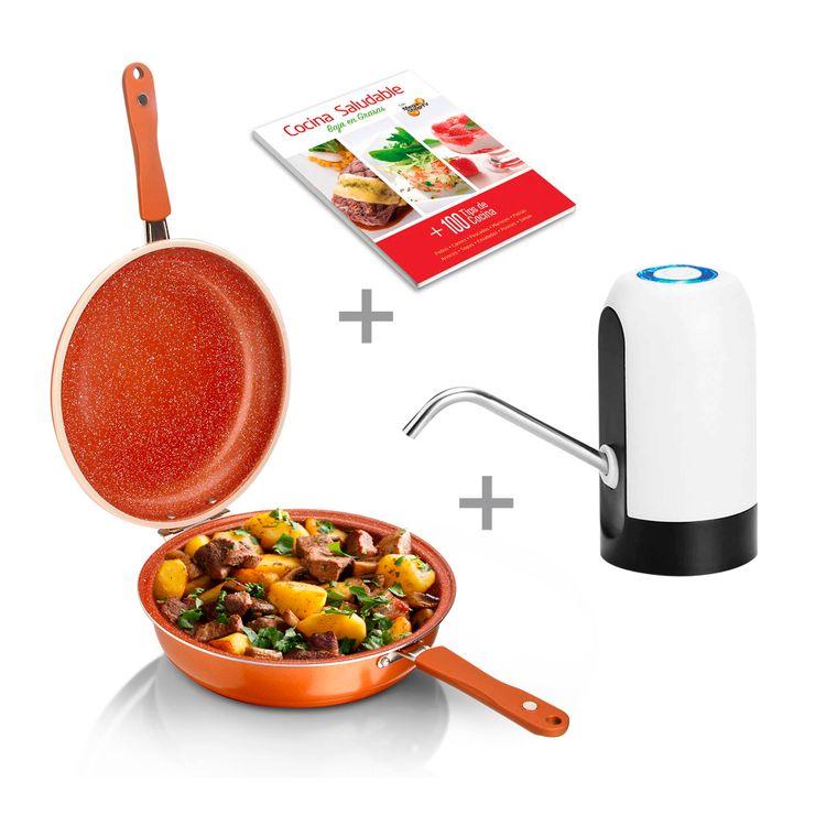 combo-sarten-doble-28cm-bomba-elec-agua--libro-cocina-1
