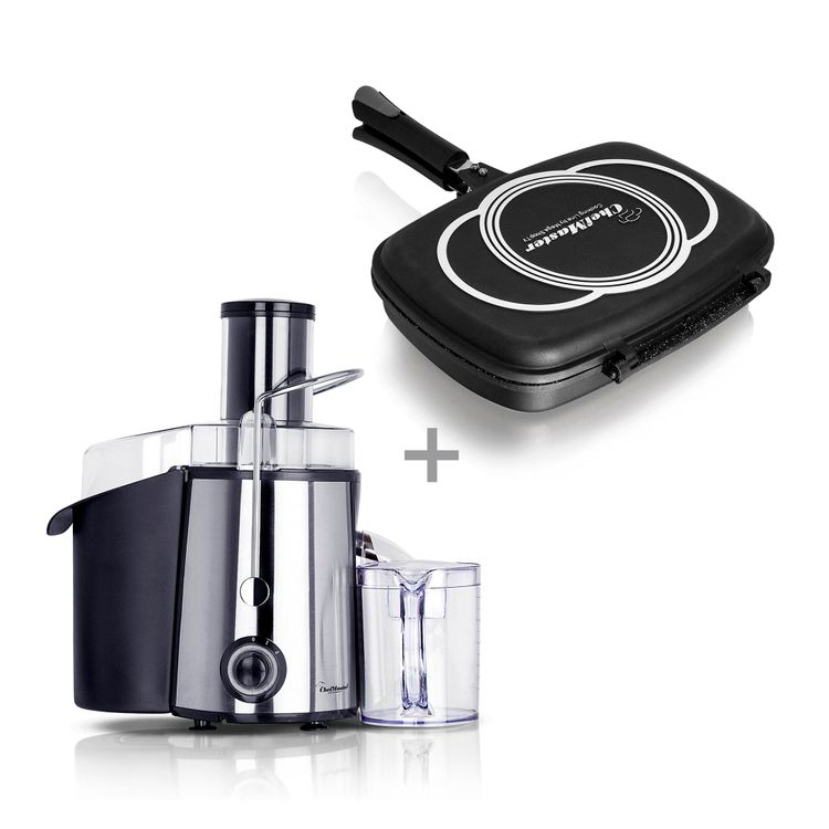 combo-extractor-premium-850W-sarten-dual-32cm-chef-Master-1