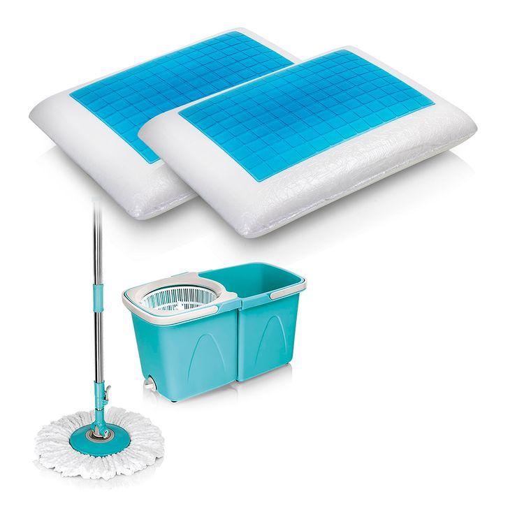 Trapero-giratorio-360---Dos-almohadas-gel-refrescante-Energy-Plus-2