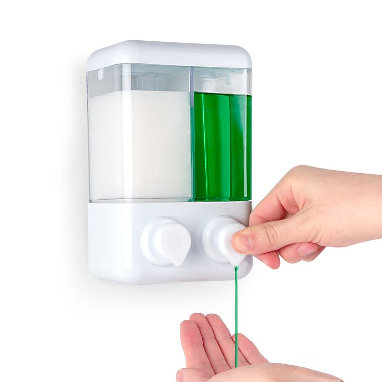 dosificador-2en1-800ml-para-gel--jabon-blanco-1