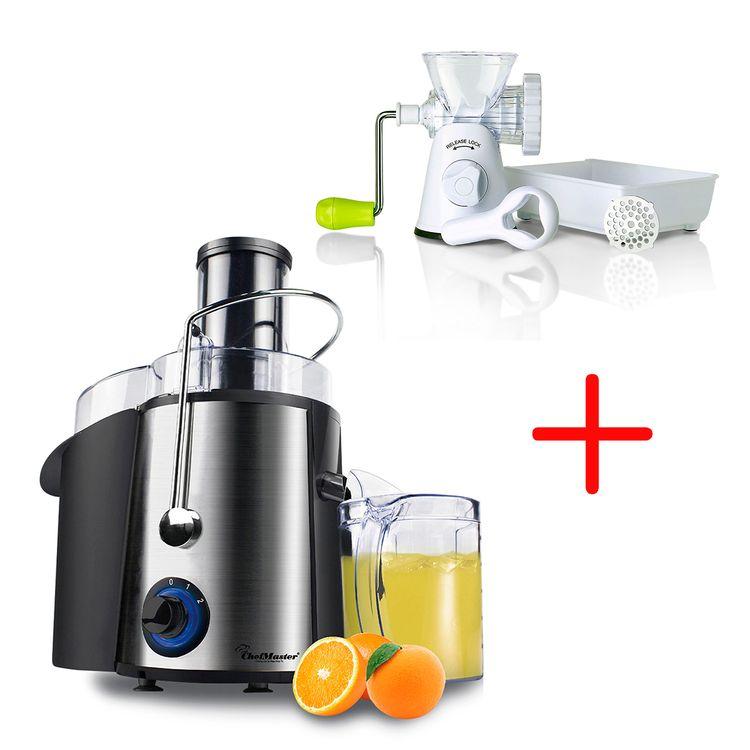983307-Extractor-de-Jugos-850W-Molino-multiusos-Chef-Master-1